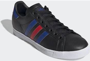 Adidas Originals Coast Star J sneakers zwart/blauw/rood online kopen