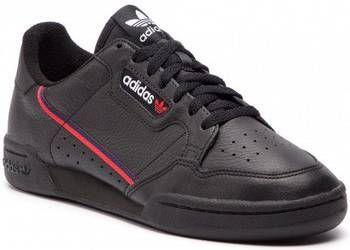 Adidas Originals Continental 80 Heren Zwart Heren online kopen