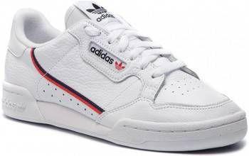Adidas Originals Continental 80 sneakers witdonkerblauw