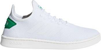 Adidas Court adapt sneakers witgroen heren