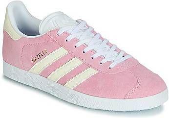 Adidas originals Gazelle sneakers roze Vindjeschoen.nl