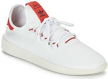 88f3235fafc Adidas Originals x Pharrell Williams Tennis Hu Heren Wit Heren ...