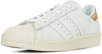 Adidas sneakers Superstar 80s dames wit/crème maat 38 2/3