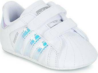 Adidas Originals Superstar Crib babyschoenen wit/metallic online kopen