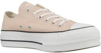 59df5792f6e Witte Lage Geklede Sneakers Converse Chuck Taylor All Stars ...