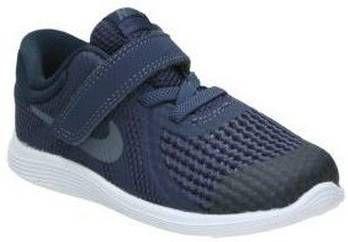 Nike Revolution 4 Schoen voor baby'speuters Paars