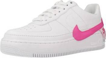 nike air force wit roze 48b01b
