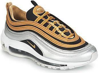 Nike Air Max 97 Zwart en goud metallic sneakers HLD
