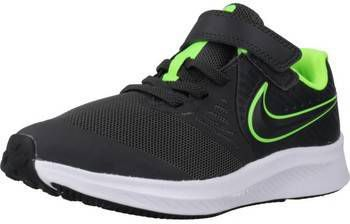 Nike Star Runner 2 (PSV) sneakers zwartlimegroen