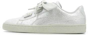 0496acd859c Lage Sneakers Puma Basket Heart Holiday Glamour Jr. schoenen ...
