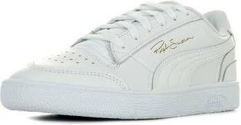 Puma Ralph Sampson Lo-sneakers in drievoudig wit online kopen