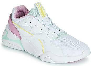 Lage Sneakers Puma WN NOVA MESH.WH FAIR AQUA Vindjeschoen.nl