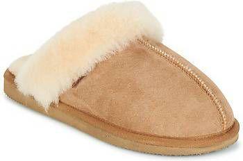 Shepherd Jessica pantoffel van suède online kopen