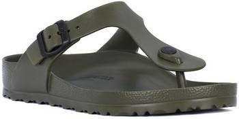 Birkenstock Gizeh EVA Sandals Unisex adult and guys Khaki online kopen