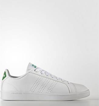 adidas cloudfoam advantage heren wit