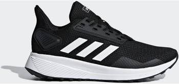 Adidas Performance Duramo 9 K hardloopschoenen zwart/wit kids online kopen