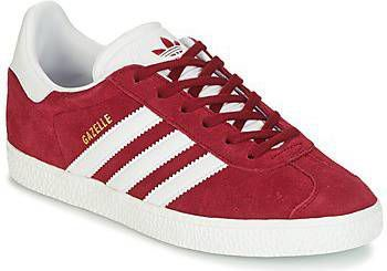 Adidas Originals Gazelle II Junior BurgundyWhite Kind