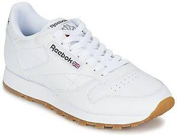 Reebok Classic Leather X Dames Crème Dames