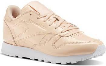 1a4a49ab393 Beige Dames Reebok Sneakers online kopen? Vergelijk op Frontrunner.nl