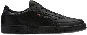 Reebok Club C Leren sneakers in zwart ar0454 online kopen