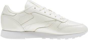Reebok sneakers Classic Leather dames wit maat 37.5