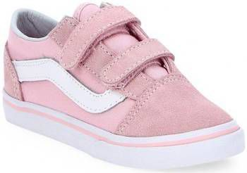 vans off the wall roze