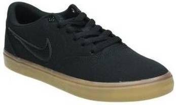Nike SB Check Solarsoft Canvas Skateschoen heren Bruin