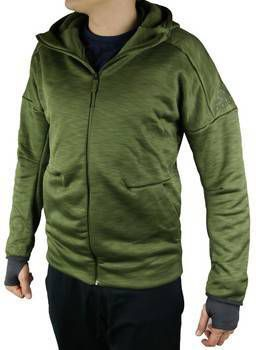 4c13b30ed26 Sweater adidas ZNE FZ Hood Climaheat S94830 - Frontrunner.nl