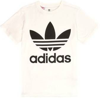 Adidas Originals 3-Stripes California T-Shirt Dames Wit Dames