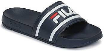 Troy slippers blauw heren