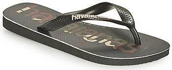 Havaianas Slippers Top Logomania 4144264.4058.M19 Zwart-41/42 maat 41/42 online kopen