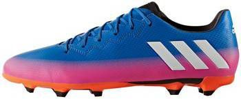 Adidas voetbalschoenen Messi 16.3 FG heren blauw maat 44 23