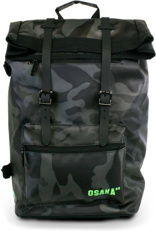 e95a893dedd Osaka Backpack Large Forest Green - Frontrunner.nl