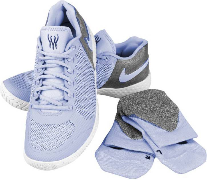 abf3445b036 NikeCourt City Court 7 Tennisschoen kids Zilver - Frontrunner.nl