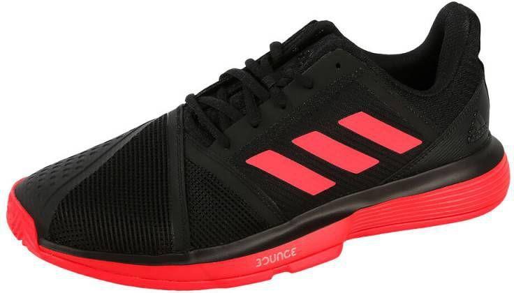 Adidas Tennisschoenen heren Courtjam Bounce wit