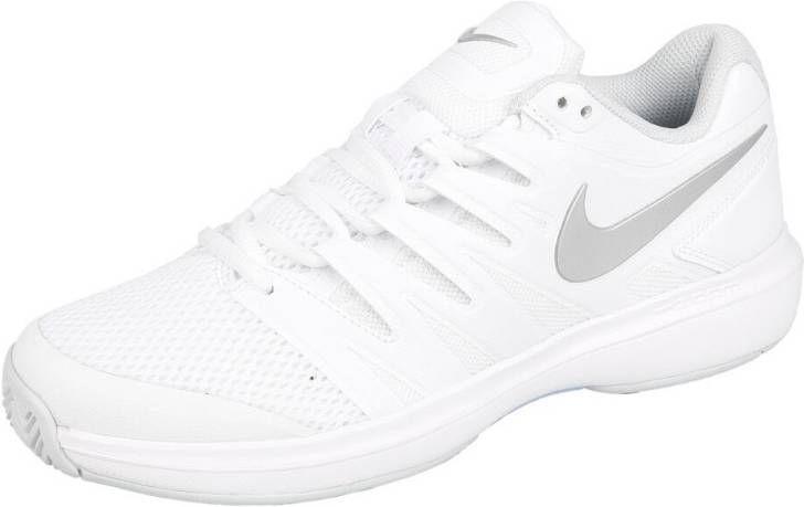 Nike Air Zoom Prestige HC tennisschoenen beigeroze