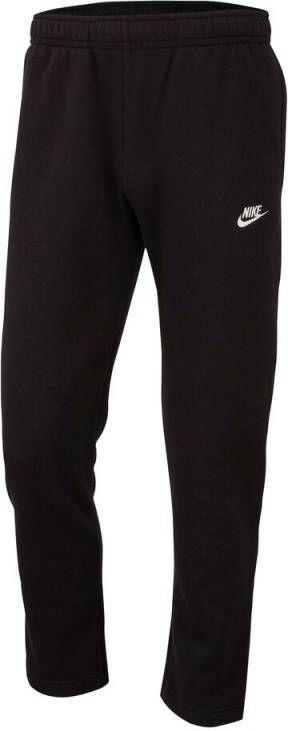 Nike Sportswear Fleece herenbroek met standaard pasvorm Grijs