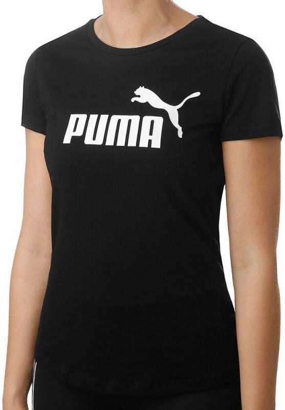 Puma Essential NO1 heren sport t shirt | Scapino.nl