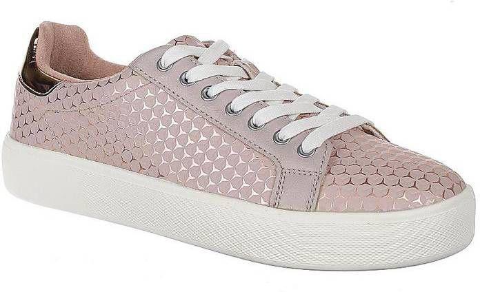 Tamaris dames sneakers Roze
