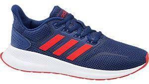 Adidas performance Runfalcon hardloopschoenen donkerblauw kids online kopen