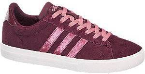 be7b8973990 Adidas Daily 2.0 suède sneakers donkerrood - Frontrunner.nl