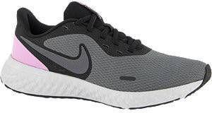 Nike Revolution 5 hardloopschoenen zwart/roze-antraciet online kopen