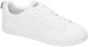 Adidas Advantage clean vs sneakers witgroen dames