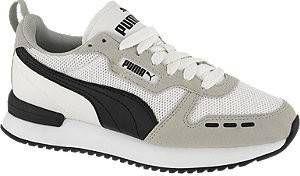 Puma R78 sneakers wit/lichtgrijs/zwart online kopen