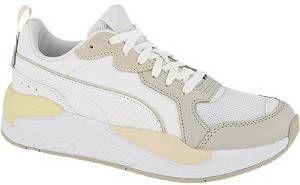 PUMA X-ray metallic sneakers zwart/goud dames online kopen