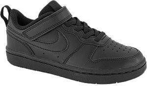Nike Court Borough Low 2 Kleuterschoen Zwart online kopen