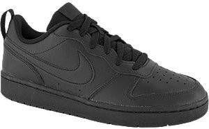 Nike court borough low 2 sneakers zwart kinderen online kopen