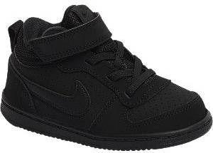 Zwarte Court Borough Mid Nike maat 22
