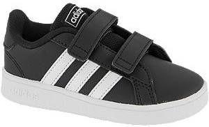 Adidas Zwarte Grand Court klittenband maat 22 online kopen