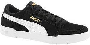 PUMA Caracal suede sneakers zwart/wit heren online kopen